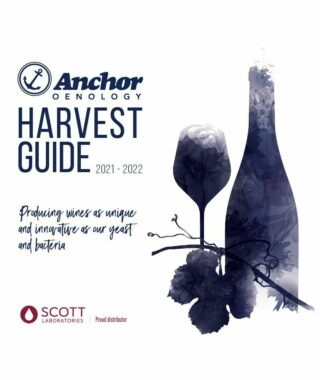 Anchor Oenology Harvest Guide 2021-2022